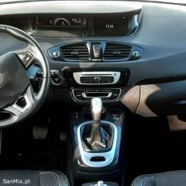 Renault Scenic Bosse automat 2014