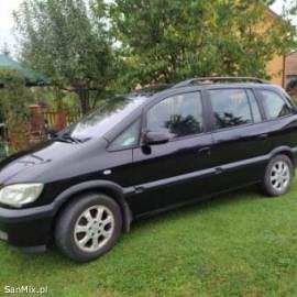 Opel Zafira 1,  8 16V Elegance 2003