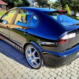 Seat Leon Cupra 4 2.  8 V6  2002